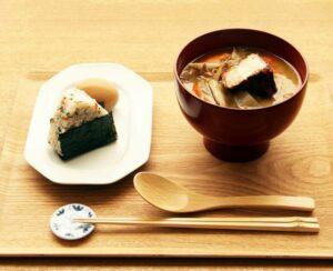 味噌汁専門店MISOZYUの味噌汁セット
